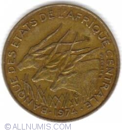 Image #2 of 10 Francs 1974