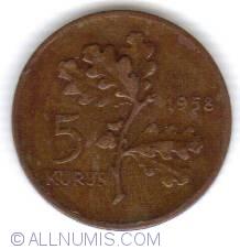 Image #1 of 5 Kurus 1958