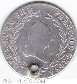 Image #1 of 20 Kreuzer 1803 A