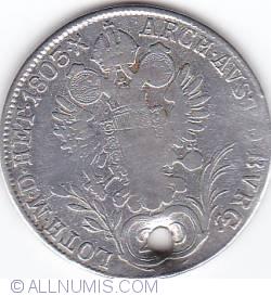 Image #2 of 20 Kreuzer 1803 A