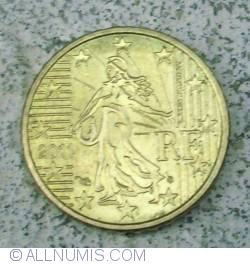10 Euro Cent 2011