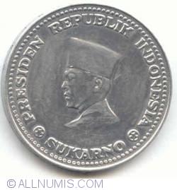 Image #1 of 2 1/2 Rupiah 1963