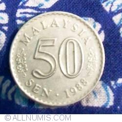Image #2 of 50 Sen 1988