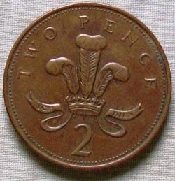 2 Pence 1998