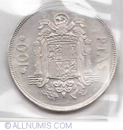 Image #1 of 100 Pesetas 1975 (76)
