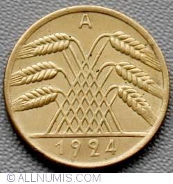 Image #2 of 10 Rentenpfennig 1924 A