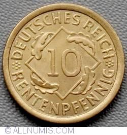Image #1 of 10 Rentenpfennig 1924 A
