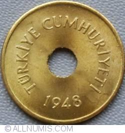 Image #1 of 2-1/2 Kurus 1948