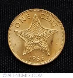 Imaginea #2 a 1 Cent 1966
