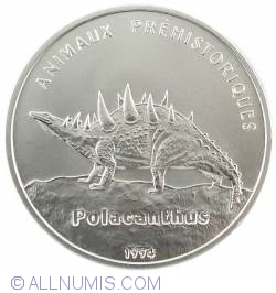 Imaginea #1 a 100 Francs 1994 - Polacanthus