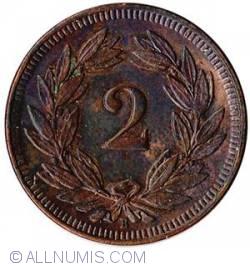 Image #2 of 2 Rappen 1908