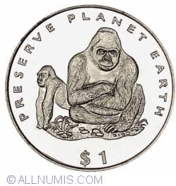 Image #1 of 1 Dollar 1994