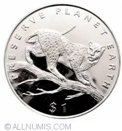 Image #1 of 1 Dollar 1995