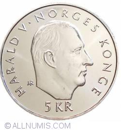 Image #2 of 5 Kroner 1995