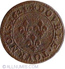 Image #1 of 1 Double Tournois 1621 A