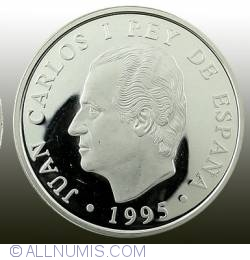 Image #2 of 1000 Pesetas 1995