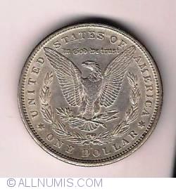 Image #2 of Morgan Dollar 1881 S