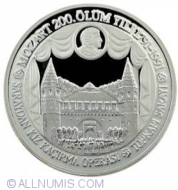 Image #1 of 50000 Lira 1991
