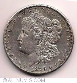 Image #1 of Morgan Dollar 1878 S