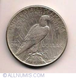 Image #2 of Peace Dollar 1926