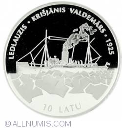 Image #1 of 10 Latu 1998 - Icebreaker Valdemars