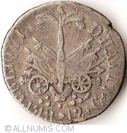 Imaginea #1 a 12 Centimes 1817