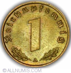 Image #1 of 1 Reichspfennig 1939 A