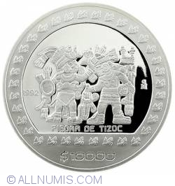 Image #1 of 10000 Pesos 1992