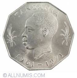 Image #2 of 5 Shilingi 1971