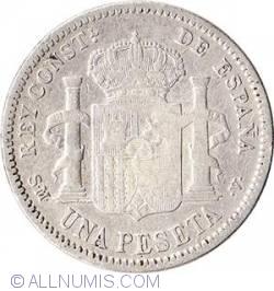 Image #1 of 1 Peseta 1904
