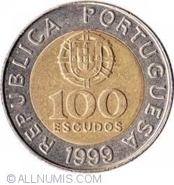 Imaginea #2 a 100 Escudos 1999