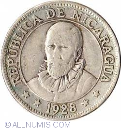 Image #1 of 25 Centavos 1928