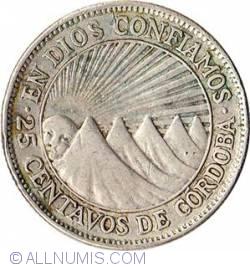 Image #2 of 25 Centavos 1928