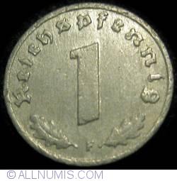 Image #1 of 1 Reichspfennig 1944 F