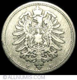Image #2 of 10 Pfennig 1889 E