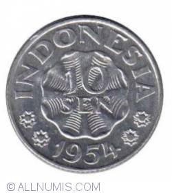 Image #2 of 10 Sen 1954