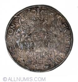 Image #2 of 1 Thaler 1597