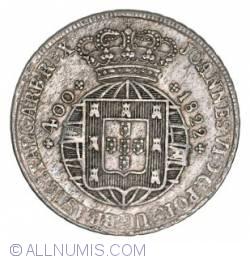 Imaginea #1 a 400 Reis 1822