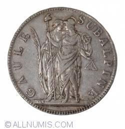 Image #1 of 5 Francs 1801