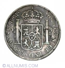 Image #1 of 8 Reales 1797