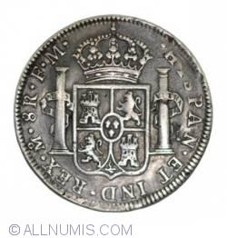 Imaginea #1 a 8 Reales 1797