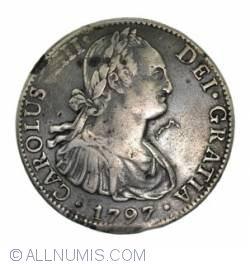 Image #2 of 8 Reales 1797