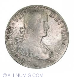 Image #2 of 8 Reales 1809