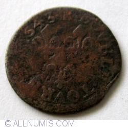 Double Tournois 1643