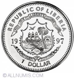 Image #2 of 1 Dollar 1997