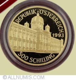 500 Schilling 1993