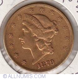 Image #1 of Double Eagle 1879 S