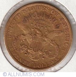Image #2 of Double Eagle 1879 S
