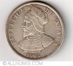Imaginea #1 a 25 Centesimos 1904