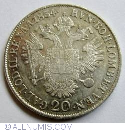 Image #1 of 20 Kreuzer 1834 B